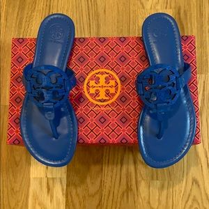 NWT Tory Burch Miller Sandals size 7.5